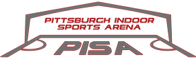 Pittsburgh Indoor Sports Arena in Cheswick, PA Logo